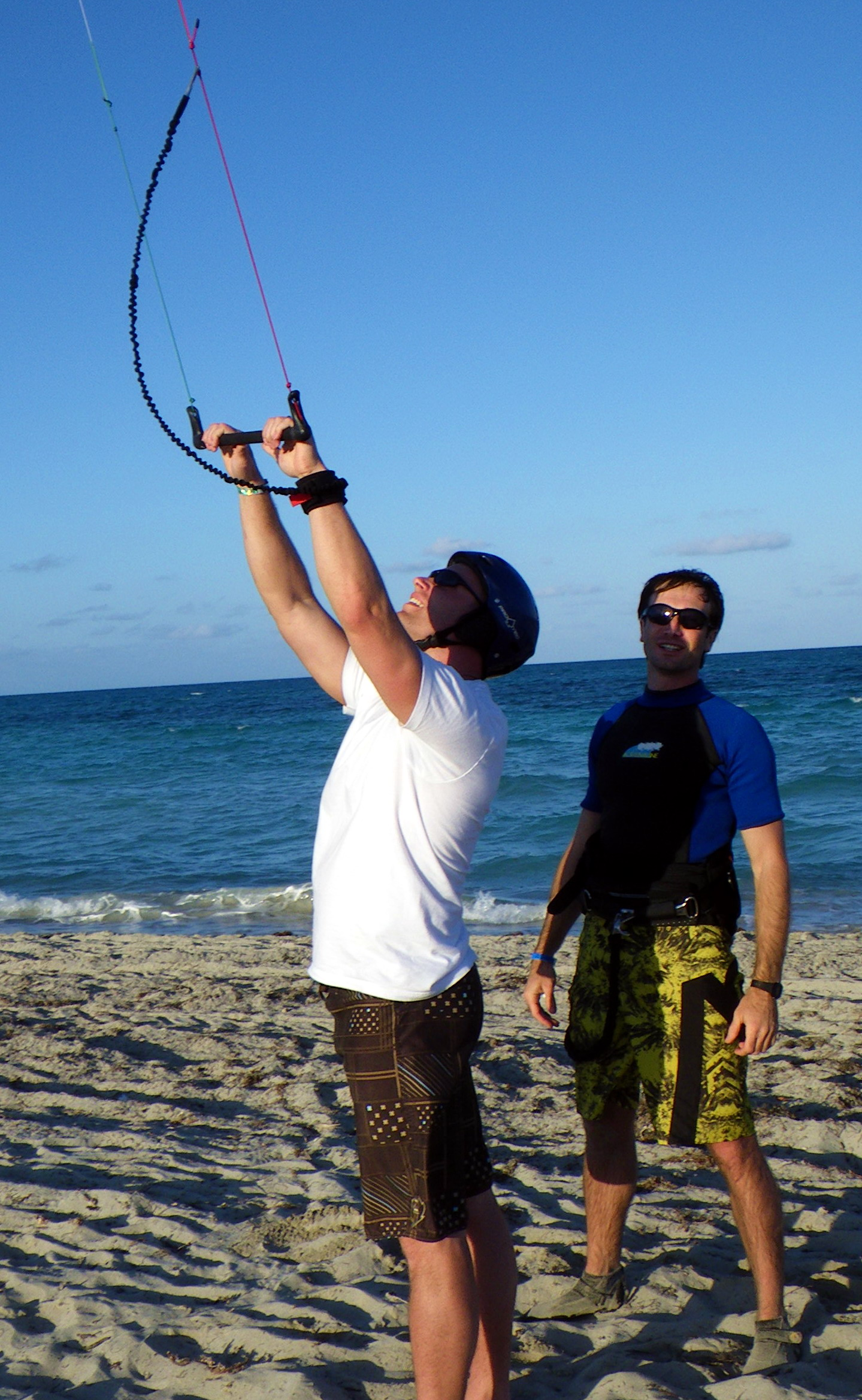 Push Kiting – Kite Surfing and Paddleboard Lessons in ...